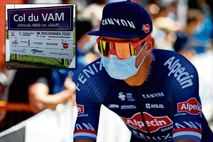Mathieu van der Poel.