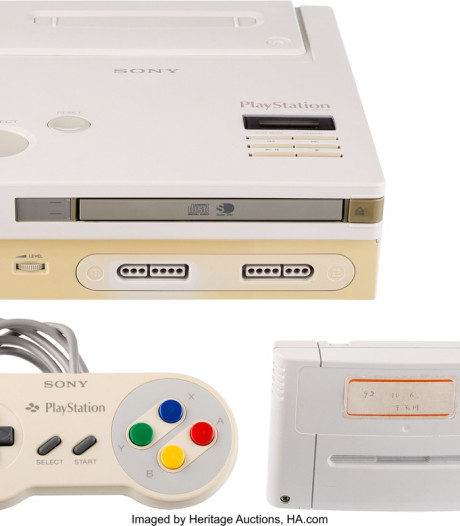 Deze unieke 'Nintendo Playstation' kan nog eens tonnen opleveren bij grote veiling