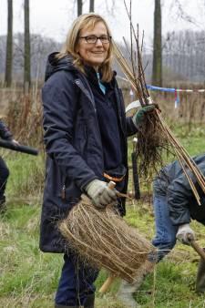 Voedselbos gaat weer planten na 'coronastop'