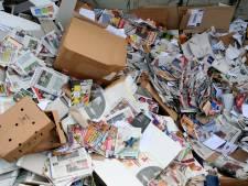 'Clubs Westvoorne compenseren voor oud papier'