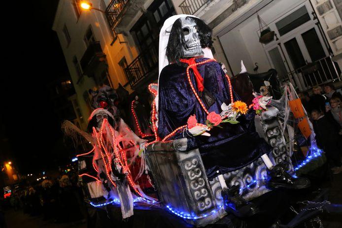 Het wordt weer griezelen in Blankenberge, met een halloweenkermis en de traditionele parade.