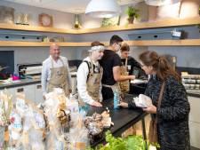 Praktijkonderwijs en verstandelijk beperkten samen in winkel Kado Lokaal: 'Alle producten hier hebben een verhaal'