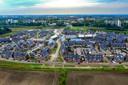 De meeste nieuwbouwplannen zijn gericht op locaties dicht tegen de stad, zoals hier Steenbrugge in Deventer.