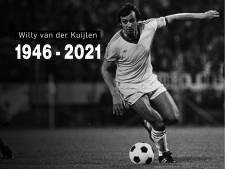 'De allergrootste PSV'er is niet meer', voetbalwereld reageert verslagen op overlijden Van der Kuijlen