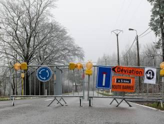 Na Hoge Venen ook plateau van Croix-Scaille in provincie Namen afgesloten voor verkeer