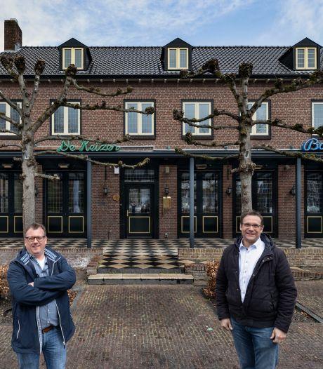 Brasserie De Keizer in Gemert gaat weer open: 'Wij willen de sfeer van vroeger terugbrengen'