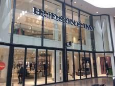 Einde verhaal Hudson's Bay in Breda: 'Dit zit er al twee jaar aan te komen'