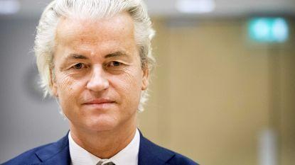 OM eist 5.000 euro geldboete voor Wilders in 'Minder Marokkanen'-proces