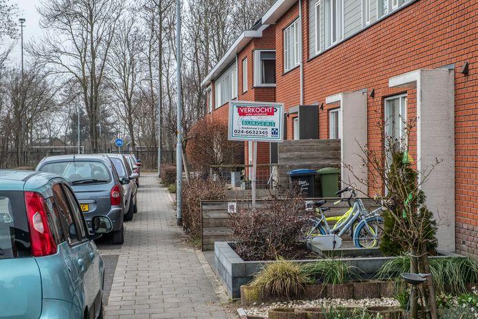 In Millingen aan de Rijn staat momenteel vrijwel niks te koop.
