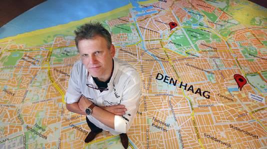 HSP-wethouder Joris Wijsmuller wil weer lijsttrekker worden.