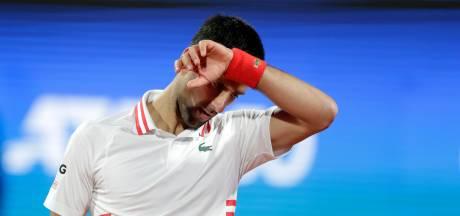 Djokovic geeft geen reden voor absentie in Madrid: 'Ik vind het spijtig'