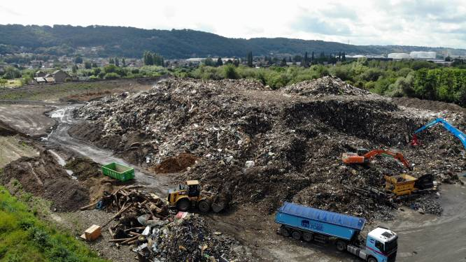 Inondations: que faire des 155.000 tonnes de déchets?