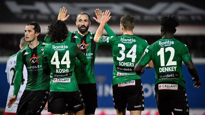 """Hannes Van Der Bruggen (Cercle) na bekerwinst in Leuven: """"Wisten niet dat nieuwe coach in tribune zat"""""""