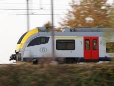 Deux trains bloqués en Flandre occidentale: 500 voyageurs évacués