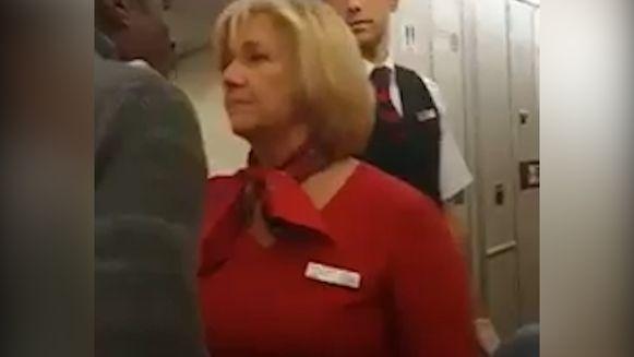 Heftige discussie in vliegtuig Brussels Airlines