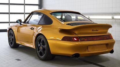 Nieuw gebouwde standaard Porsche levert 3,1 miljoen dollar op