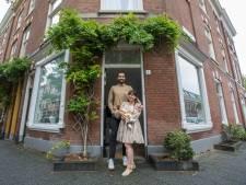 Francesca en Jeroen verkopen Haagse benedenwoning: 'Zelfs tijdens de lockdown nooit opgesloten gevoeld'