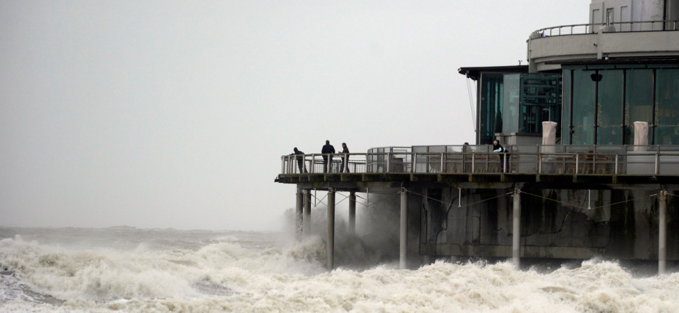 Wanneer zullen klimaatzorgen de huizenprijs doen kelderen?