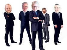 Het nieuwe bestuur van Gelderland telt al vijf mannen. Waar blijven de vrouwen?