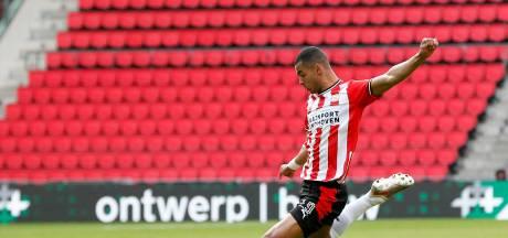 PSV heeft winst en Groningse hulp nodig om plek twee al binnen te halen