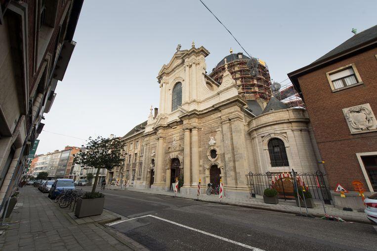 Het gospelconcert vindt plaats in de Hanswijkbasiliek