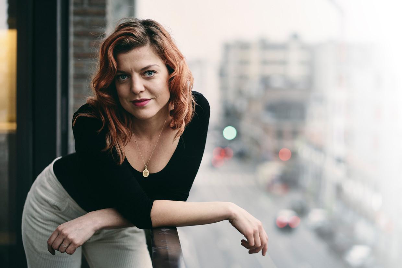 Ella Leyers: 'Ik heb geen zin om een wandelend reclamebord te worden. Ik voel me nul influencer.' Beeld Joris Casaer