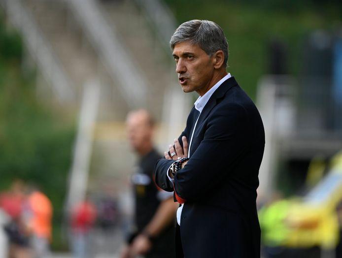 """Felice Mazzu: """"We moeten heel veel respect hebben voor dit soort tegenstanders, want voor hun is het de wedstrijd van het jaar."""""""
