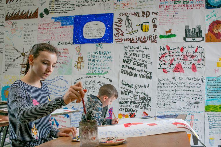De kunstacademie heeft voor het nieuwe schooljaar heel wat nieuwe opleidingen in petto.