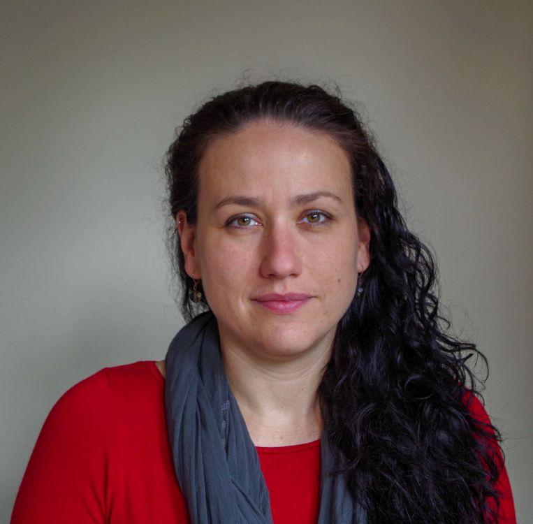 Neuropsycholoog Rebecca Schaefer Beeld