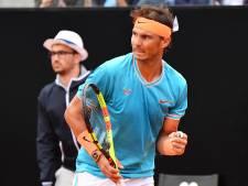 Dans le choc des titans, Nadal s'impose face à Djokovic et remporte son neuvième titre à Rome
