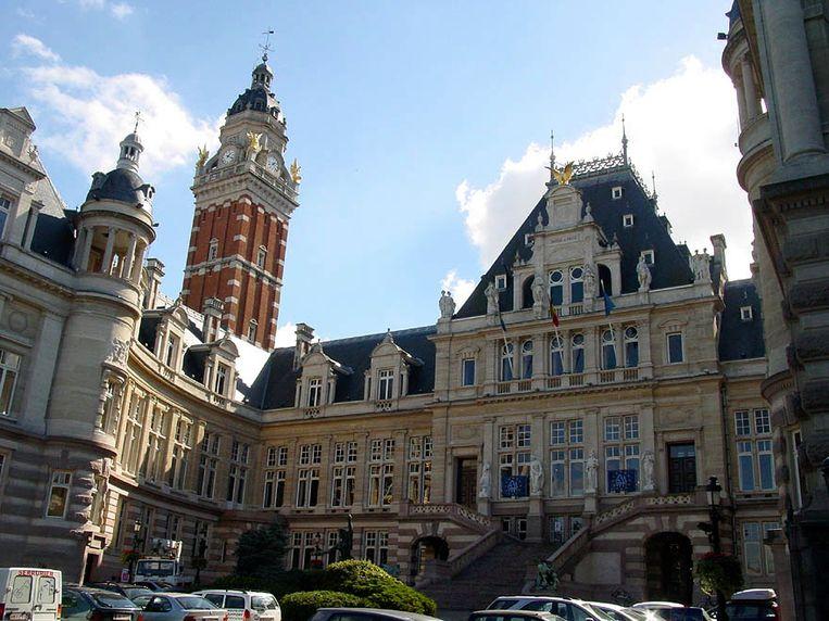 Gemeentehuis van Sint-Gillis. Beeld Wikimedia