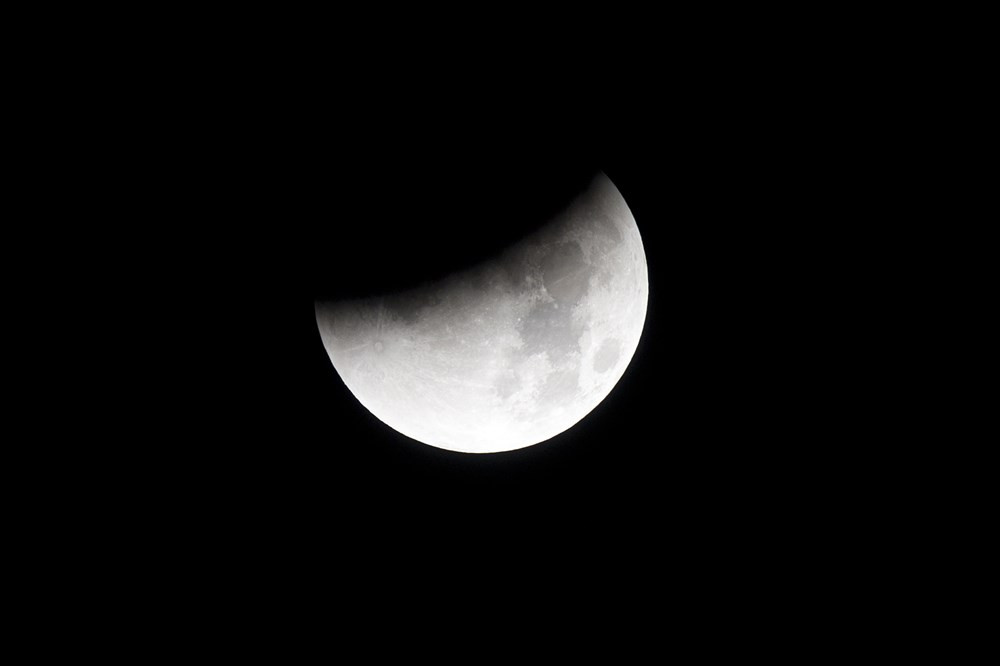 In januari 2019 was de laatste maansverduistering te zien in ons land.