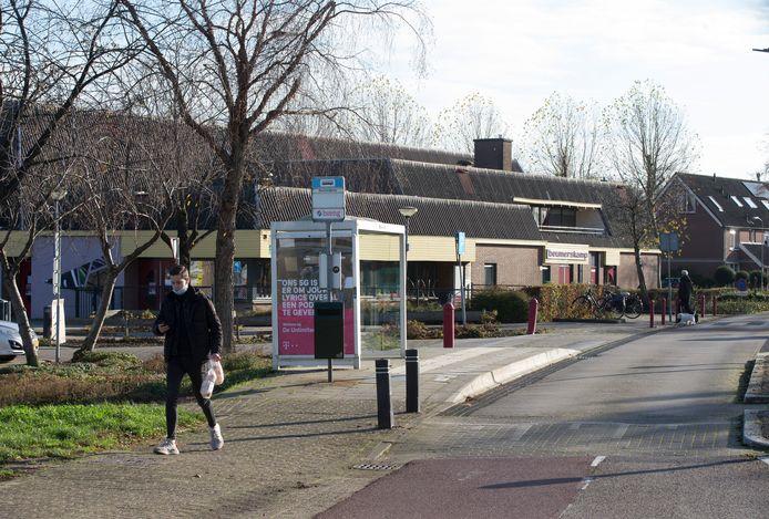 Sporthal Beumerskamp in Doesburg.