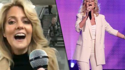 Virale metro-zangeres brengt 'Shallow' bij Ellen DeGeneres en krijgt smak geld
