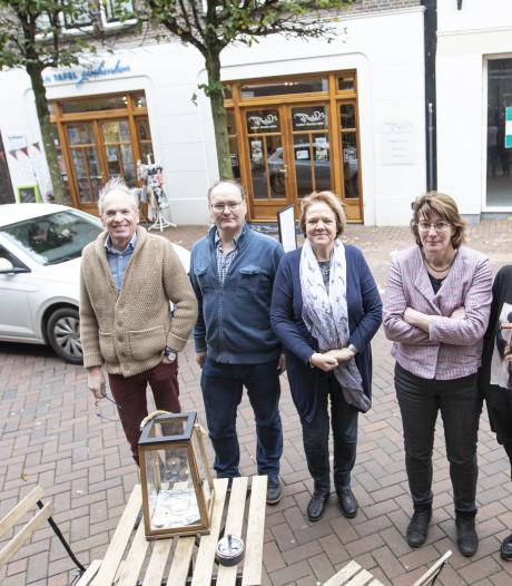 Eerste auto's leiden tot ergernis in Grotestraat-Noord Almelo