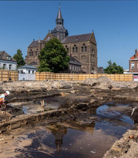 Oók in de middeleeuwen was Vught centrum al in trek om er te wonen; vier waterputten gevonden