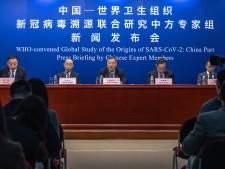 La théorie de la fuite d'un laboratoire embarrasse la Chine