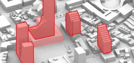 Wel of geen woontorens van 160 meter op het Stadhuisplein? De gemeente beslist: 'Jongeren zijn voor, ouderen zijn tegen'