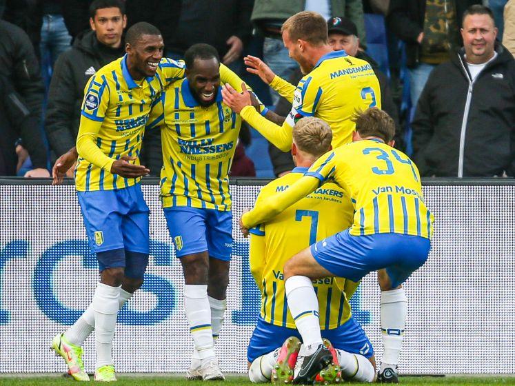 RKC haalt punt binnen tegen Feyenoord: 'Geknokt tot het einde'