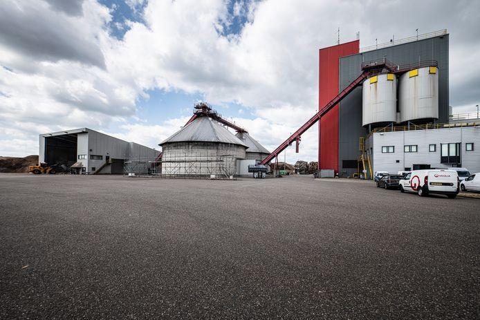 Een biomassacentrale. Foto ter illustratie.