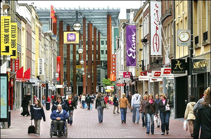 De Demer in Eindhoven.