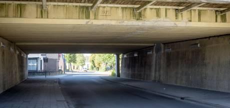Brainstormsessie matig bezocht: Wie heeft er wél 'n idee voor het Maarheezer viaduct?