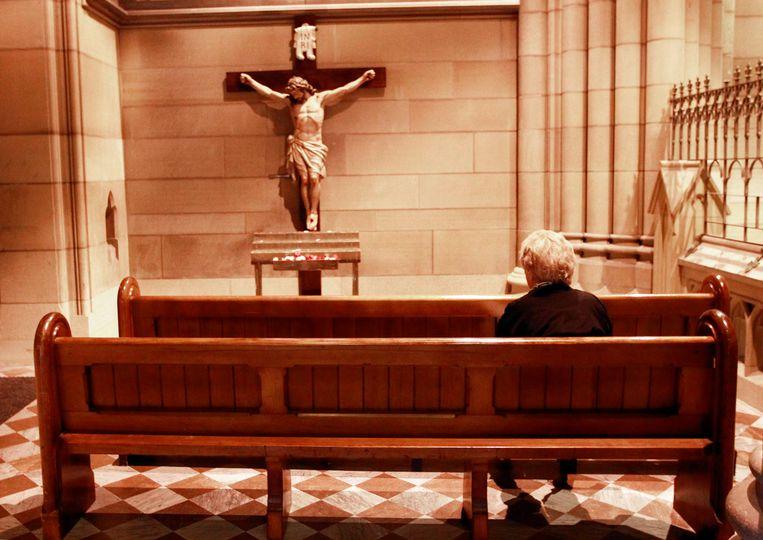 De katholieke kerk in Nieuw-Zeeland heeft spijt betuigd voor jarenlang seksueel misbruik binnen de kerk. Beeld REUTERS