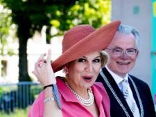 Koningin Máxima opent kindertentoonstelling in Groninger Museum