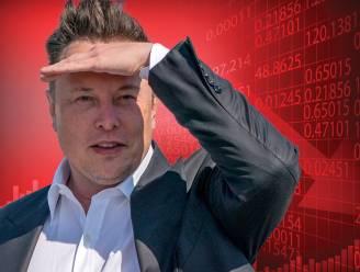 Tesla crasht op de beurs: aandeel dondert op één dag 21% naar beneden