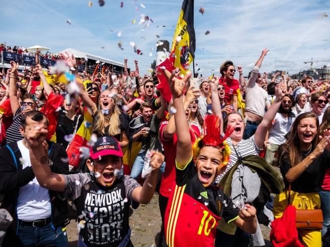 """De kopzorgen van de organisator van het EK-fandorp in Vlaanderen, ook na het Overlegcomité: """"Als de Rode Duivels de tweede ronde niet halen, raken we nooit uit de kosten"""""""