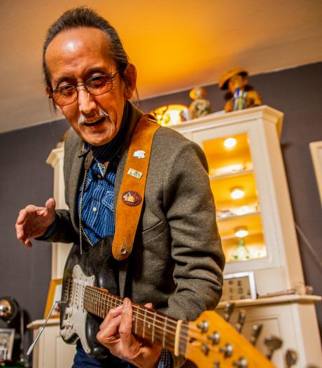 Joey Lee brengt op z'n tachtigste gewoon een rock-'n-rollplaat uit: 'Ik blijf jong door muziek'