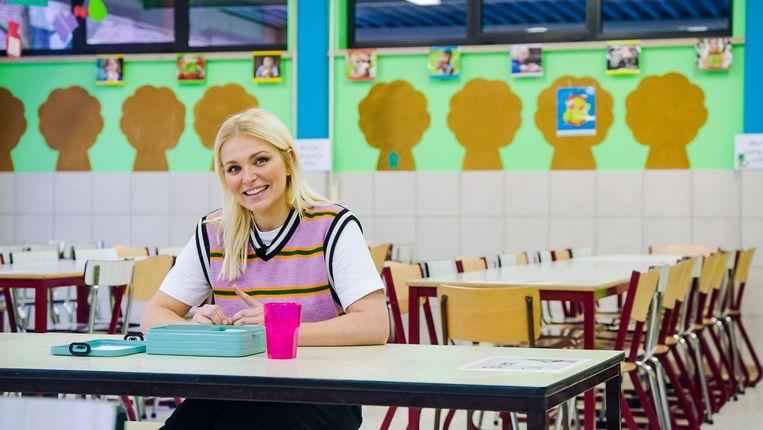 Julie Van den Steen in 'Later als ik groot ben' Beeld VTM