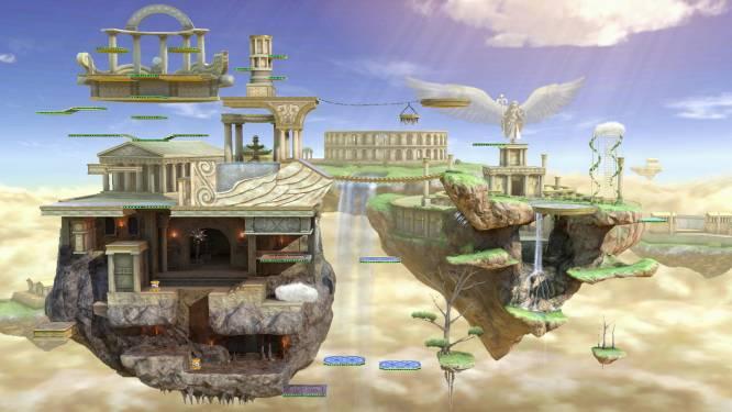 Nintendo boert goed met Super Smash Bros