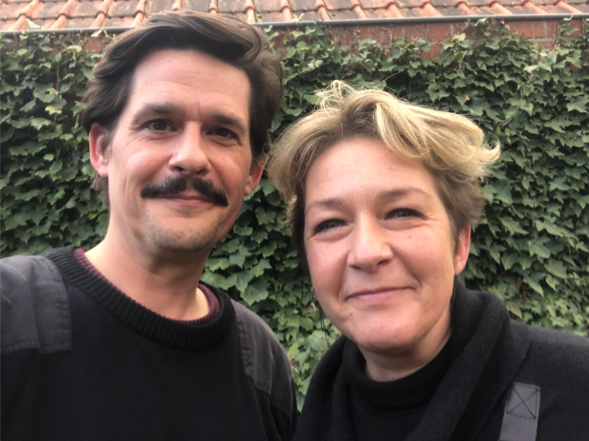 Aan de voorstelling Sukr werken onder meer Tom Ternest en Isabelle Van Hecke mee.